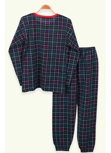 Breeze Pijama Takım Yeşil